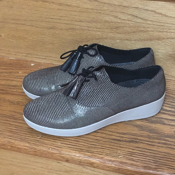 20eb5c390 PRICE FIRM FitFlop Classic Tassel SuperOxford